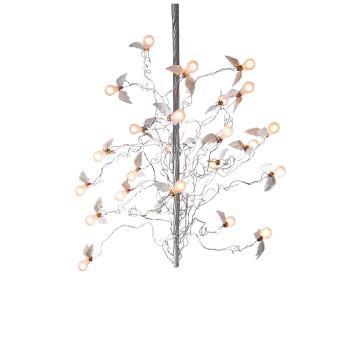 Ingo Maurer Birds Birds Birds LED, Mindestlänge 130 cm, Kabel transparent