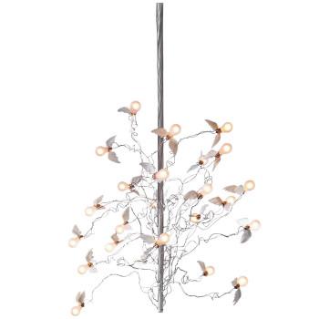 Ingo Maurer Birds Birds Birds LED, Maximallänge 300 cm, Kabel transparent