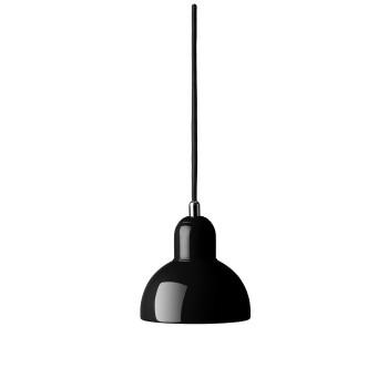 Fritz Hansen Kaiser Idell 6722-P, schwarz