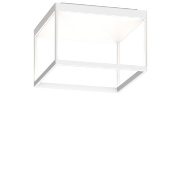 Serien Lighting Reflex² Ceiling M 200, Gehäuse weiß, Glas weiß matt