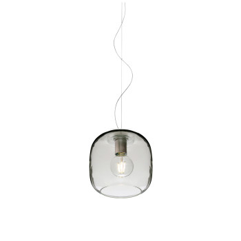 Casablanca Murea Pendant Light, crystal glass