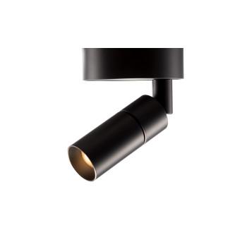 LDM Pure Spot Uno, schwarz matt, 3000K