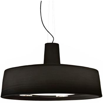 Marset Soho 112 IP44 LED, schwarz