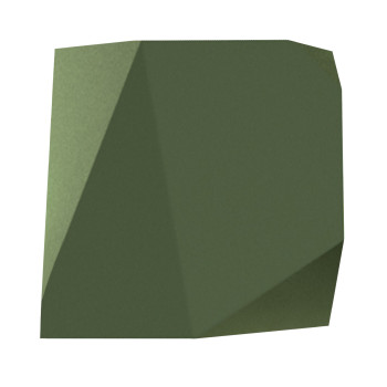 Vibia Origami 4501 Wandleuchte, grün
