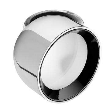 Flos Wan Spot, Aluminium glänzend