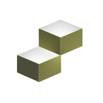 Vibia Fold Surface 4201, matt grün