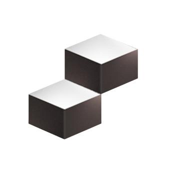 Vibia Fold Surface 4201, matt dunkelbraun