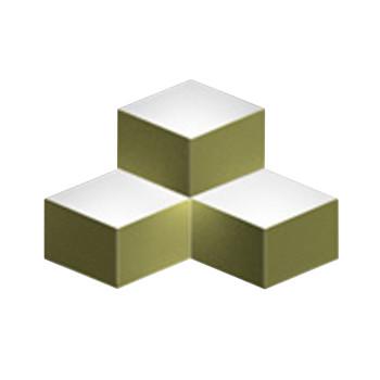 Vibia Fold Surface 4202, matt grün