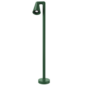 Flos Belvedere Spot F3 17°, grün
