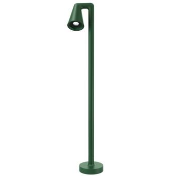 Flos Belvedere Spot F3 28°, grün