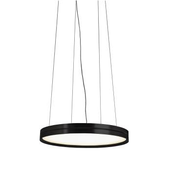 B.Lux Lite Hole S, ⌀ 60 cm, schwarz