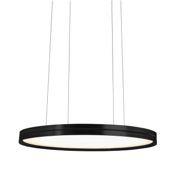 B.Lux Lite Hole S, ⌀ 90 cm, schwarz
