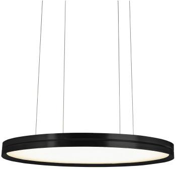 B.Lux Lite Hole S, ⌀ 120 cm, schwarz