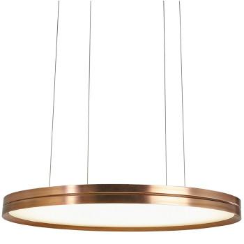 B.Lux Lite Hole S, ⌀ 120 cm, Kupfer