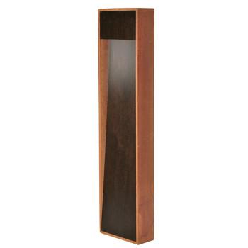 B.Lux Zen, Corten / Holz