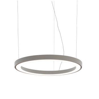 Artemide Ripple 90 Suspension, weiß