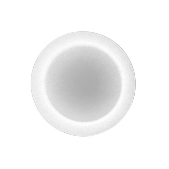 Ingo Maurer Moodmoon White, R60: rund, ⌀ 60 cm