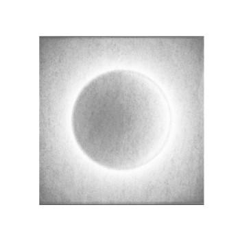 Ingo Maurer Moodmoon White, SQ75: quadratisch, 75 cm