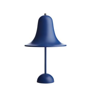 Verpan Pantop Portable, blau matt