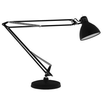 FontanaArte Nasketta Lampe de table, chassis noir, pied pour table