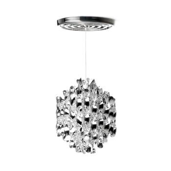 Verpan Spiral SP1, silver