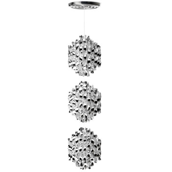 Verpan Spiral SP3, silver