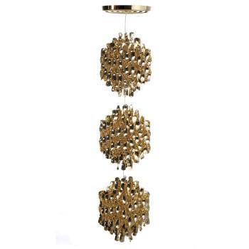 Verpan Spiral SP3, gold