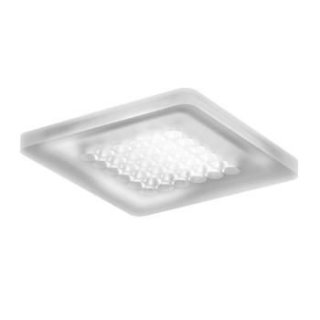 Nimbus Modul Q 36 Aqua Deckenleuchte, für Direktmontage, breit abstrahlend, 3.000K
