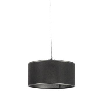 Lumina Moove Mono, Stoffschirm, schwarz