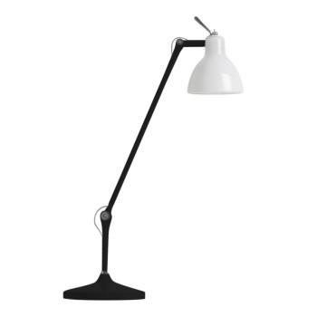 Rotaliana Luxy T1, Struktur schwarz matt, Schirm weiß glänzend
