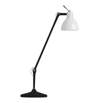 Rotaliana Luxy T1, Struktur schwarz matt, Schirm weiß matt