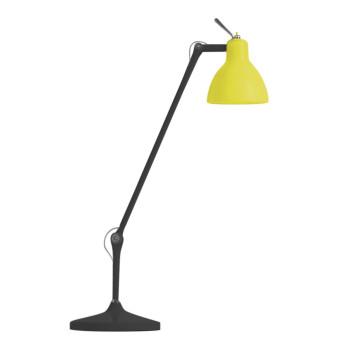 Rotaliana Luxy T1, Struktur schwarz matt, Schirm gelb glänzend