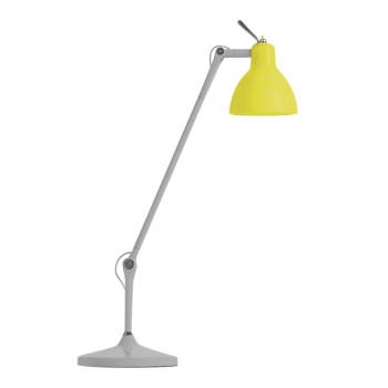Rotaliana Luxy T1, Struktur silbern, Schirm gelb glänzend