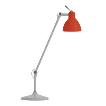 Rotaliana Luxy T1, Struktur silbern, Schirm rot glänzend
