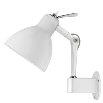 Rotaliana Luxy W0, Struktur weiß glänzend, Schirm weiß glänzend