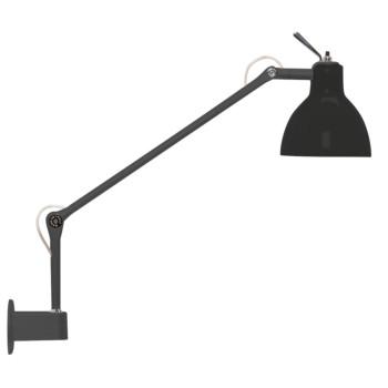 Rotaliana Luxy W1, Struktur schwarz matt, Schirm schwarz glänzend