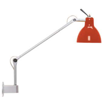 Rotaliana Luxy W1, Struktur silbern, Schirm rot glänzend