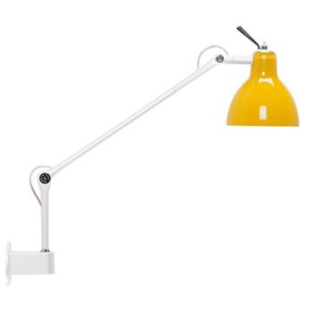 Rotaliana Luxy W1, Struktur weiß glänzend, Schirm gelb glänzend