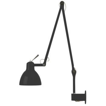 Rotaliana Luxy W2, Struktur schwarz matt, Schirm schwarz glänzend
