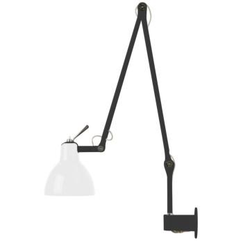 Rotaliana Luxy W2, Struktur schwarz matt, Schirm weiß matt