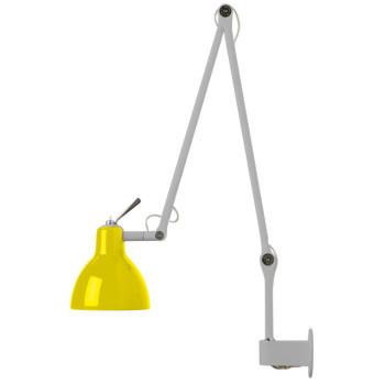 Rotaliana Luxy W2, Struktur silbern, Schirm gelb glänzend