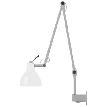 Rotaliana Luxy W2, Struktur silbern, Schirm weiß glänzend