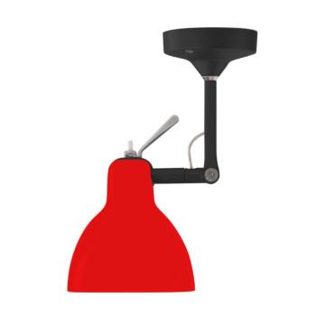 Rotaliana Luxy H0, Struktur schwarz matt, Schirm rot glänzend