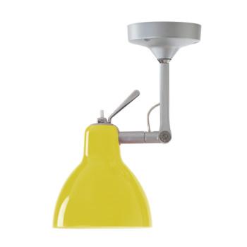 Rotaliana Luxy H0, Struktur silbern, Schirm gelb glänzend