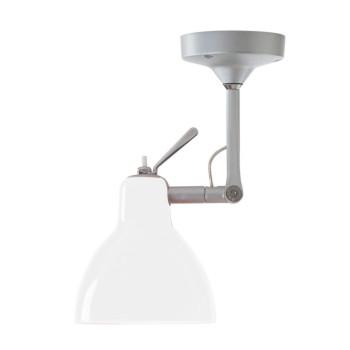 Rotaliana Luxy H0, Struktur silbern, Schirm weiß glänzend