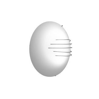 Catellani & Smith Full Moon LED, weiß (⌀ 50 cm)