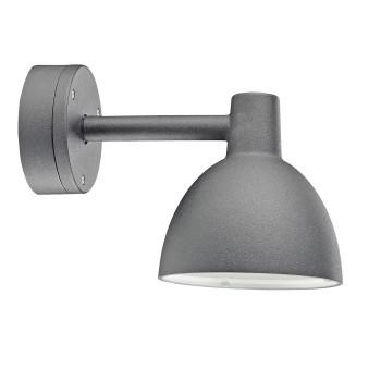 Louis Poulsen Toldbod 155 Wandleuchte, aluminium