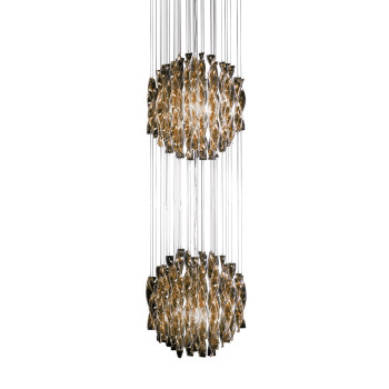 Axo Light Aura SP 60/2, Stahl glänzend - tee