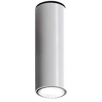 Milan Kronn ceiling lamp large version, white