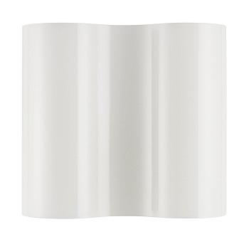 Foscarini Double 07, weiß glänzend